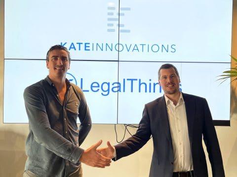 Contractenplatform LegalThings toegevoegd